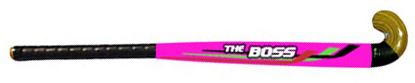 Pink Indoor Hockey Sticks Wooden